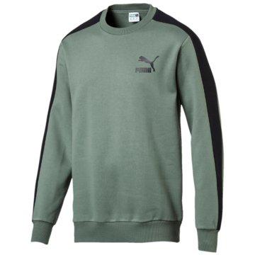 Puma SweaterClassics T7 Logo Crew FLeece -