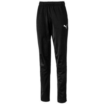 Puma TrainingshosenLIGA Training Pants Jr schwarz
