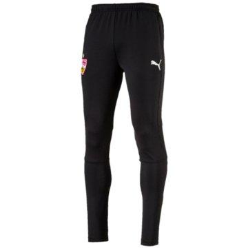 Puma FanartikelVfB Stuttgart Training Pants schwarz