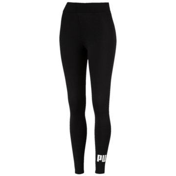 Puma TightsESS LOGO LEGGINGS - 851818 schwarz