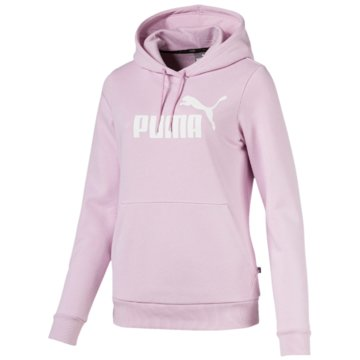 Puma PulloverEssential Logo Hoody rosa