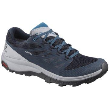 Salomon Outdoor SchuhOUTLINE GTX - L40797000 blau