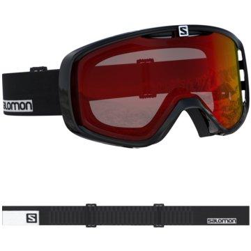 Salomon Ski- & SnowboardbrillenGOGGLES AKSIUM Black/Univ Mid Red -