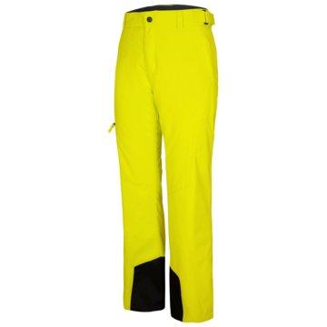 Ziener SchneehosenPASKAL man (ski pant) gelb