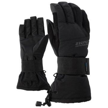Ziener FingerhandschuheMERFOS AS glove Snowboardhandschuhe schwarz