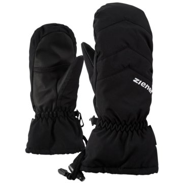 Ziener FäustlingeLETTERO AS(R) MITTEN GLOVE JUNIOR - 801922 schwarz