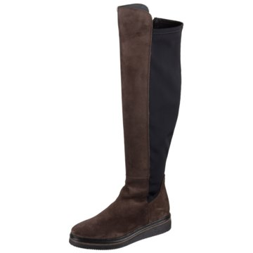 Alpe Woman Shoes Overknee StiefelDenisse schwarz