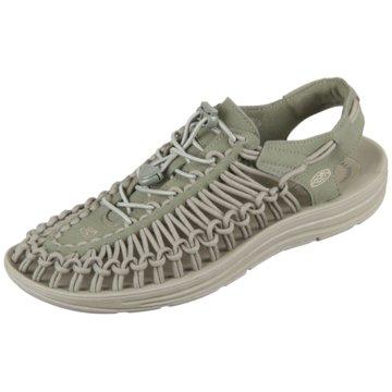 Keen Outdoor Schuh grün