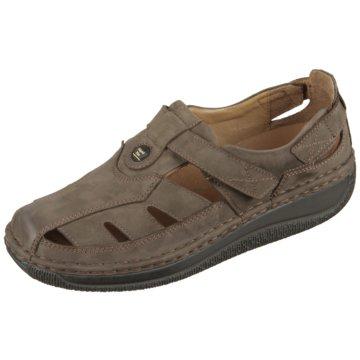 Josef Seibel Komfort Schuh braun