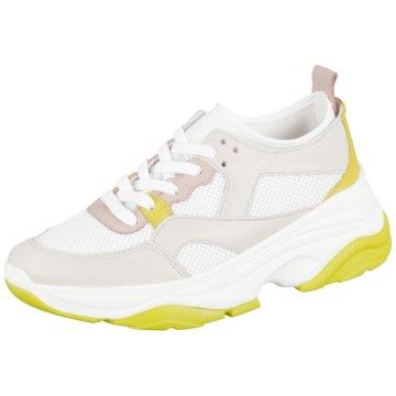 Tango Plateau Sneaker grau