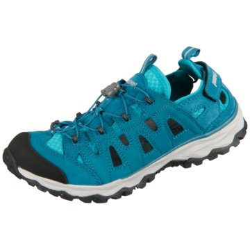 Meindl Outdoor SchuhLipari Lady - Comfort fit - 4617 blau