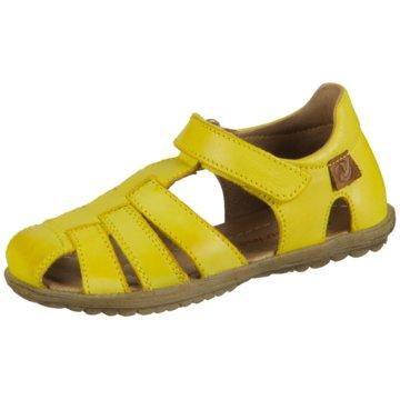 Naturino Kleinkinder Mädchen gelb