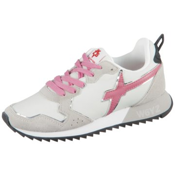 Naturino Sneaker Low grau