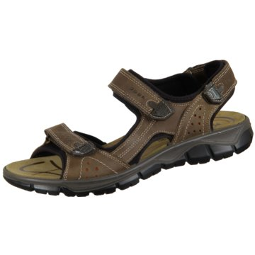 Igi&Co Outdoor Schuh braun