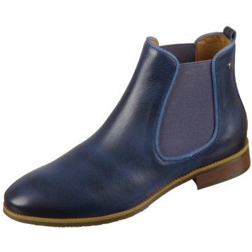 Pikolinos Chelsea Boot blau