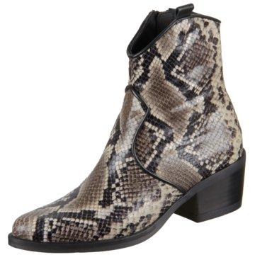 Alpe Woman Shoes Westernstiefelette animal