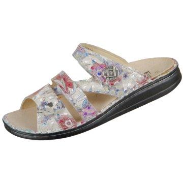 FinnComfort Komfort Pantolette01538 673010 grau
