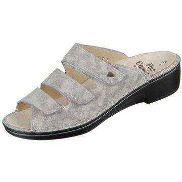 FinnComfort Komfort Pantolette beige