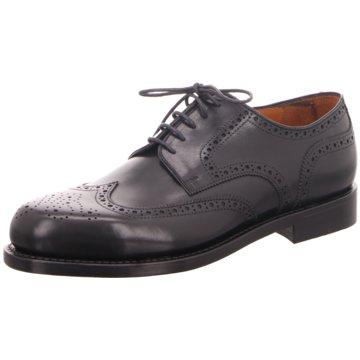 Prime Shoes Business Schnürschuh schwarz