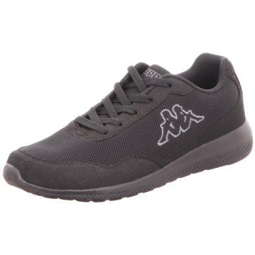 Kappa Sneaker LowFOLLOW OC schwarz