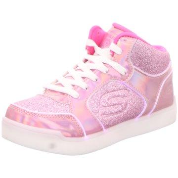 Skechers Sneaker HighE-Pro III Glitzy Glo rosa
