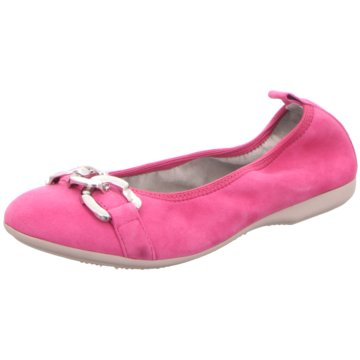 Marco Tozzi Faltbarer Ballerina pink