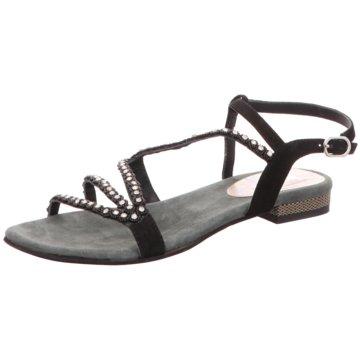 BOXX Sandale schwarz