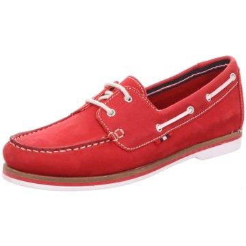 BOXX Bootsschuh rot
