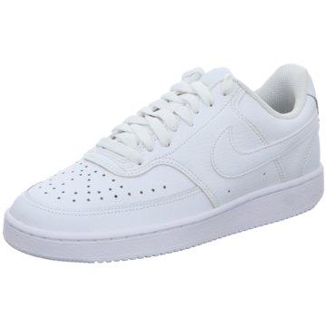 Nike Sneaker LowCOURT VISION LOW - CD5434-100 weiß