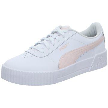 Puma Sneaker LowCarina L Women weiß