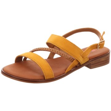 BOXX Sandale gelb