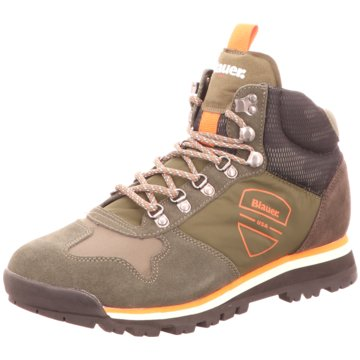 Blauer USA Outdoor Schuh grün