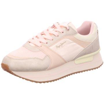 Pepe Jeans Sneaker Low beige