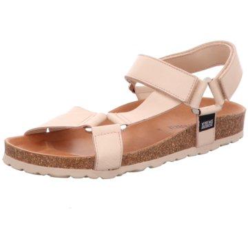 Verbenas Sandale beige