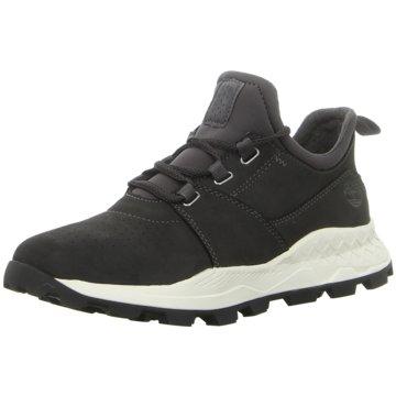 Timberland Sneaker LowBrooklyn Lace Oxford schwarz