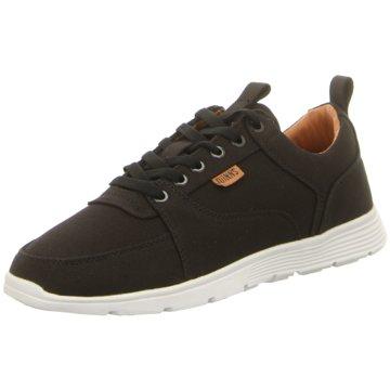 Djinns Sneaker Low schwarz