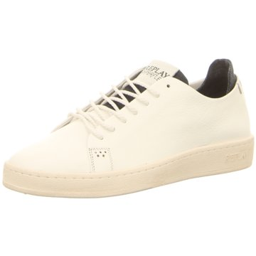 Replay Sneaker Low weiß