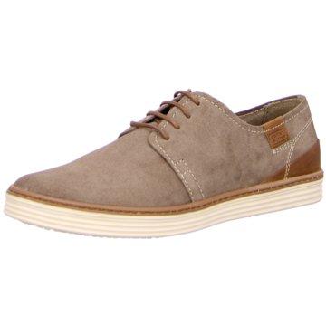 camel active Sneaker LowCopa beige