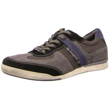 Bugatti Sneaker Low grau