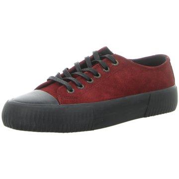 Vagabond Plateau SneakerAshley M rot