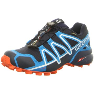 Salomon TrailrunningSpeedcross 4 GTX schwarz