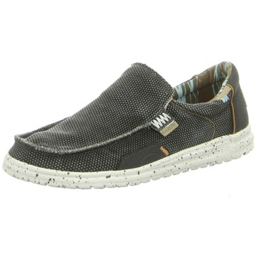 Hey Dude Shoes Mokassin SlipperMikka grau