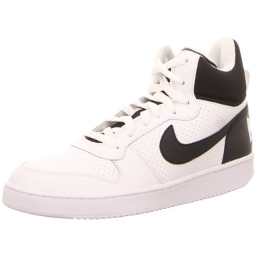 Nike Sneaker HighCourt Borough Mid weiß