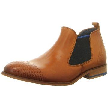 Coxx Borba Chelsea Boot braun
