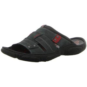 KRISBUT Bequeme Sandalen schwarz