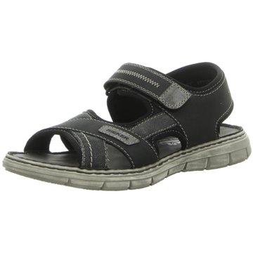 Rieker Komfort Schuh grau