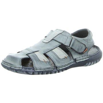 KRISBUT Sandale blau