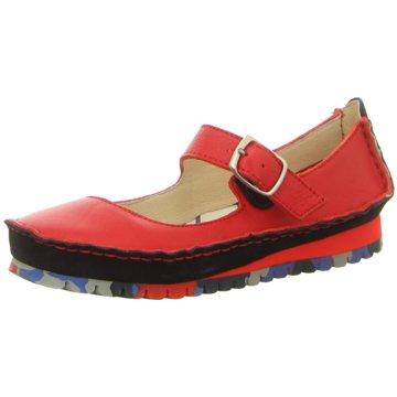 Clamp Komfort Slipper rot