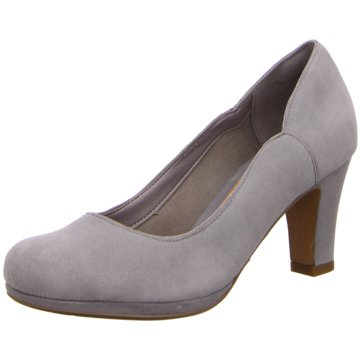 Clarks Plateau PumpsChorus Nights grau