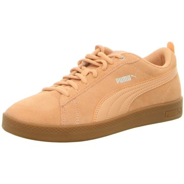 Puma Sneaker LowPuma Smash Wns orange